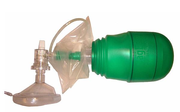Аппарат искусственной вентиляции легких (тип АМБУ)