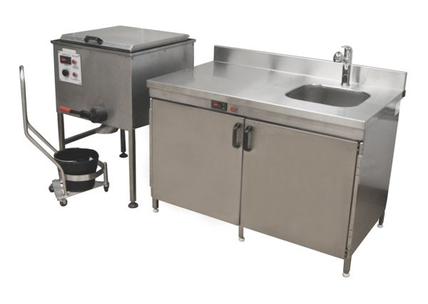 Кухни для грязе- и теплолечения