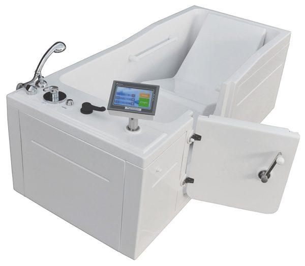Пароуглекислая ванна